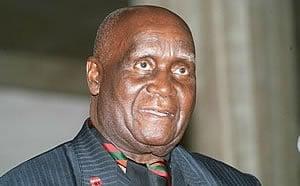 Dr. Kenneth Kaunda