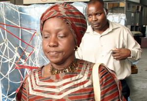Judge Florence Mumba
