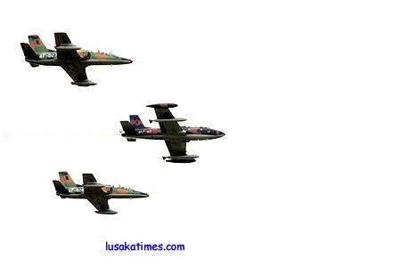 Zambia airforce