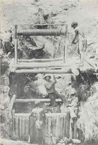 Kansanshi mine 1901