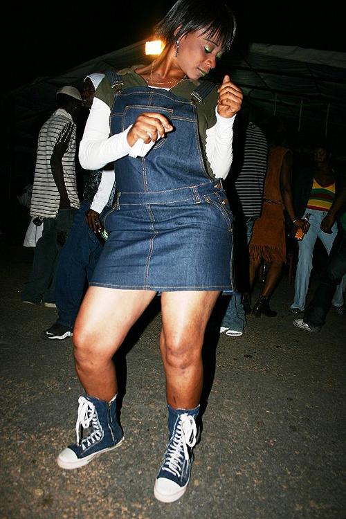 Zambian big booty girls