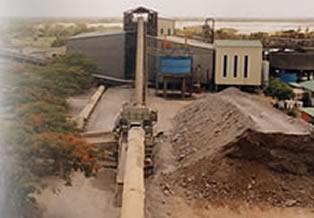 Nampundwe mine pyrite producessing