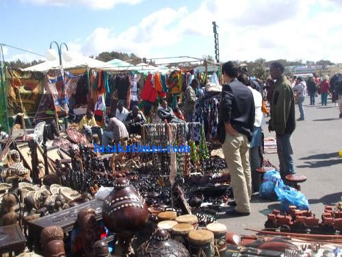 Lusaka Sunday Market