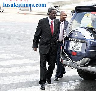 Local Government and Housing Minister Benny Tetamashimba