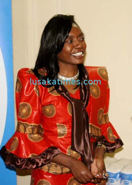 First Lady Thandiwe Banda