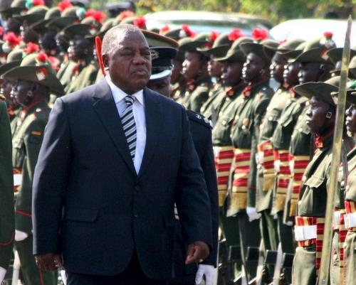 president as the personification of government in zambia The 1973 constitution provided for a strong president and a unicameral national  assembly national policy was.