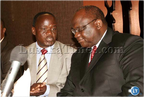 MMD Chief Whip Geoffrey Lungwangwa