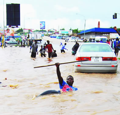 Zambia : Lusaka City Council comments on Lusaka drainage System