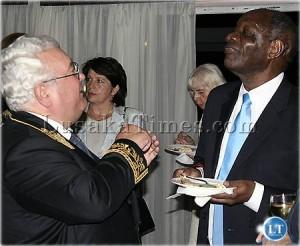 Boris Vinogradov Soviet Diplomat Zambia : State out to ...