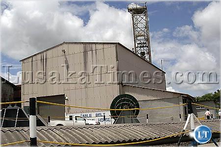 Lunshya Copper Mines (LCM)