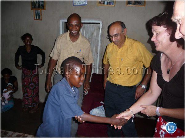 mr munanga Held at the union township civic center, on monday denise smith and mr doug young emilie nsele munanga.