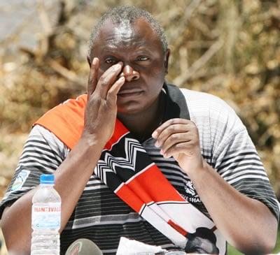 Namwala Member of Parliament, Robbie Chizyuka