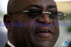 Former Energy Minister Kenneth Konga