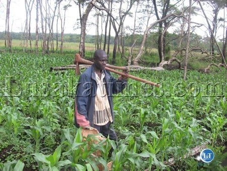 Zambia : PF has embezzled funds meant for farmers and