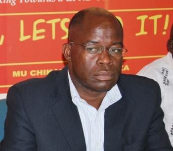 UPND spokesperson Charles Kakoma