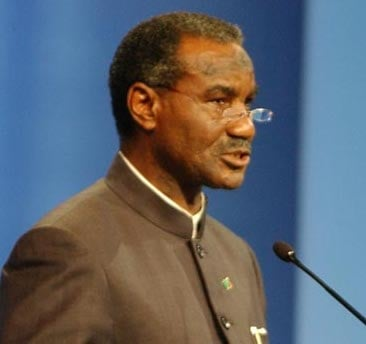 FORMER republican vice-president Lupando Mwape