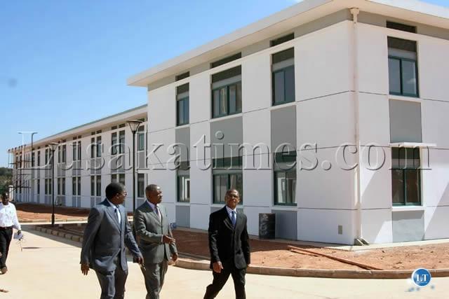 Levy Mwanawasa General Hospital
