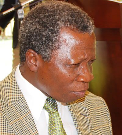 Former MMD chairperson for elections Mike Mulongoti