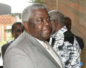 MMD National Secretary Richard Kachingwe