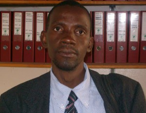 FODEP Executive Director, McDonald Chipenzi