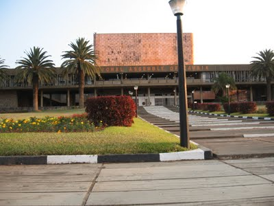 Zambian National Assembly Building