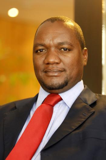 Finance Deputy Minister Miles Sampa
