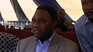 United Party for National Development (UPND) president Hakainde Hichilema