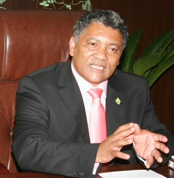 MINISTER of Information, Broadcasting and Tourism Given Lubinda