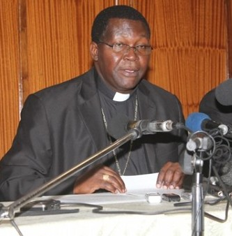 Zambia Episcopal Conference-ZEC-President, Ignitius Chama