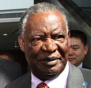 Michael Chilufya Sata, President of the Republic of Zambia