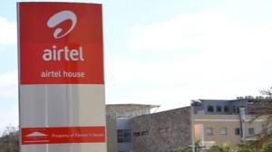 Airtel HQ in Lusaka