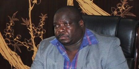 MINISTER of Sport, Youth and Child Development Chishimba Kambwili