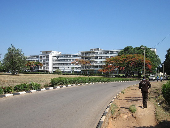 Kitwe Central Hospital