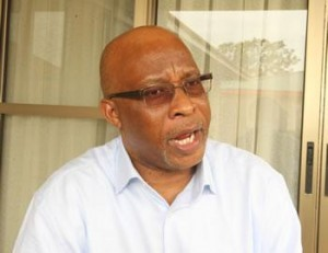 MMD Party president, Dr Nevers Mumba