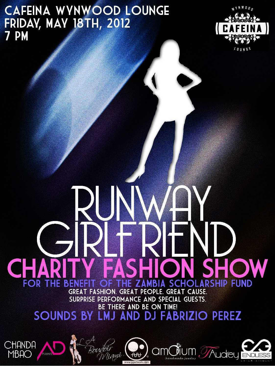 Runway Girlfriend Charity Fashion Show