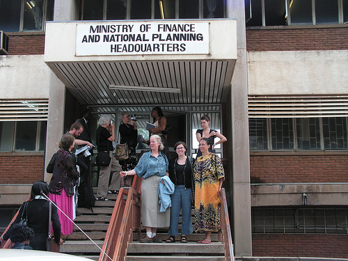 Ministry of Finance headquarters