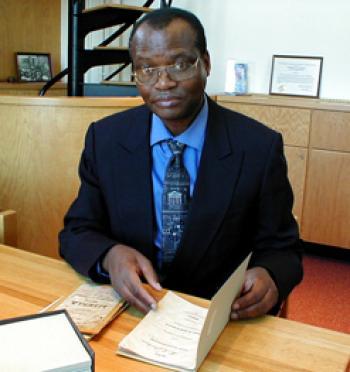 Law scholar Muna Ndulo