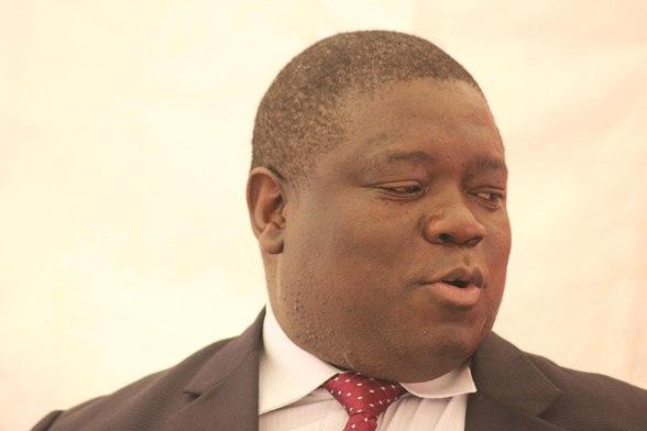 Minister of Mines Yamfwa Mukanga