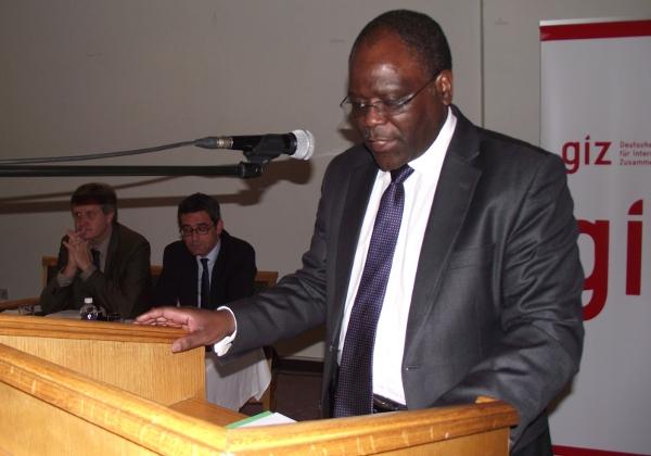 Secretary to the Cabinet Rowland Msiska