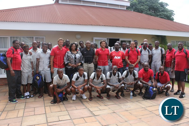 Mbombela Local Municipality Executive Mayor  Cathy Dlamini came around visiting the national team