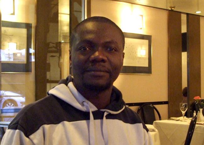 JCTRR Director Leonard Chiti
