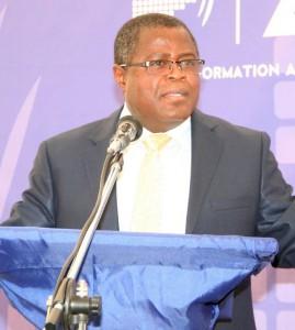 Mines Minister Christopher Yaluma