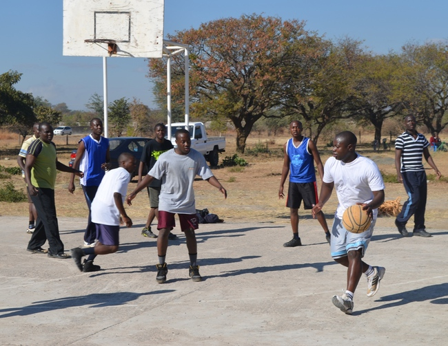 ZAF officers in Livingstone  celebrated the defence day at David Livingstone College of Education (DALICE) through various sporting activities.
