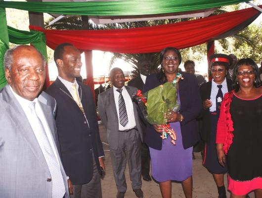 Zambia - Local government
