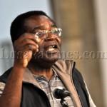 Heritage Party leader Brigadier General Geodfrey Miyanda