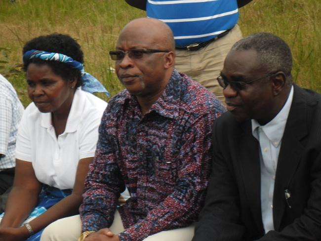Dr Mumba Nevers Mumba