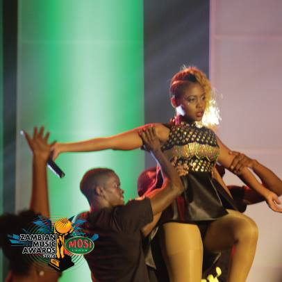 zambia pictures from zambian music awards