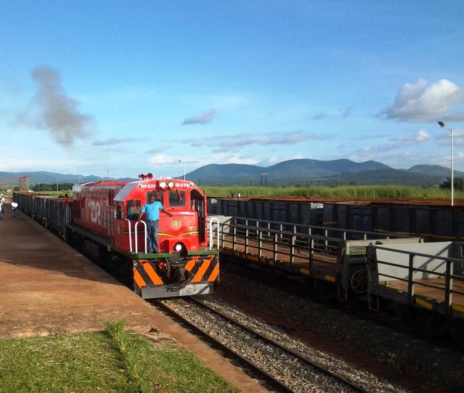 Chipata Zambia  city images : Zambia : The long awaited Chipata –Mchinji railway line finally ...