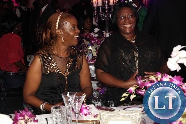 GRACE MUGABE AND RD KASEBA
