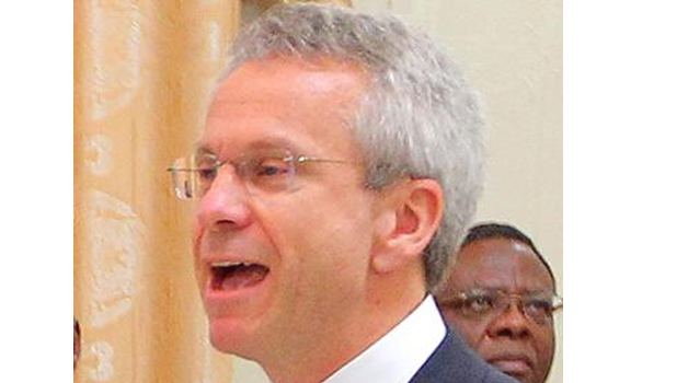 ames Thornton – BRITISH High Commissioner to Zambia